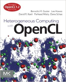 Heterogeneous Computing with OpenCL book cover