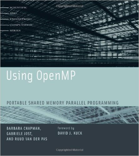 Using OpenMP book cover